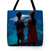A Big Fish Tote Bag