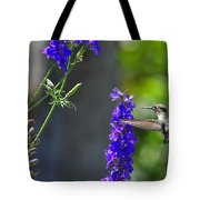A Bird And A Bee Tote Bag
