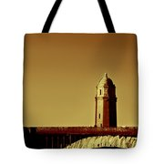 A Bridge Of Two Cities Tote Bag