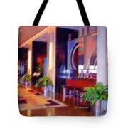 A Busy Day Tote Bag