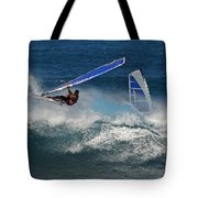 A Busy Place Tote Bag
