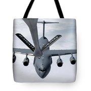 A C-17 Globemaster IIi Prepares Tote Bag by Stocktrek Images