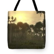 A Carboniferous Forest Of Midwestern Tote Bag