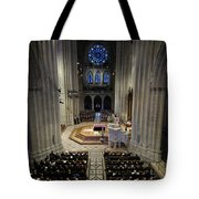 A Casket Lies In Place Tote Bag