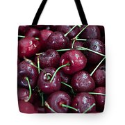A Cherry Bunch Tote Bag