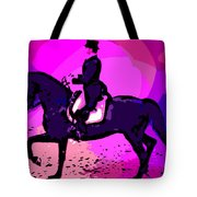 A Circus Atmosphere Tote Bag