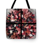 A City Of The Future Tote Bag