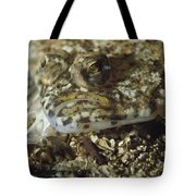 A Close View Of A Well-camouflaged Tote Bag