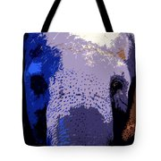 A Colorful Elephant Work Number 1 Tote Bag