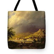A Coming Storm Tote Bag