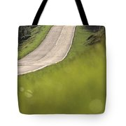 A Country Road In Virginia Tote Bag