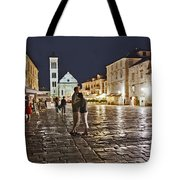 A Croatian Night Tote Bag
