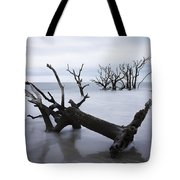 A Dark And Stormy Morning Tote Bag