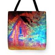 A Daunting Eve Tote Bag