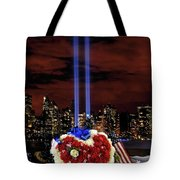 A Day Of Remembrance Nine Eleven Tote Bag