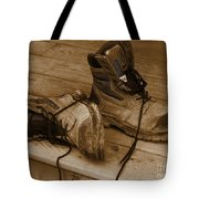 A Day's Work Done Tote Bag