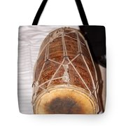 A Dholak Which Is A Musical Instrument  Tote Bag