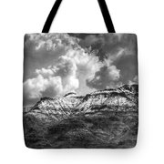 A Dusting Of Snow  Tote Bag