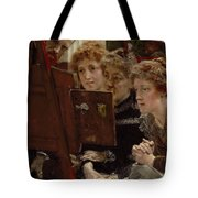 A Family Group Tote Bag