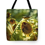 A Feast For Some ... Tote Bag