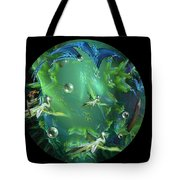 A Few Egrets Tote Bag