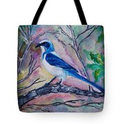 A Fine Feathered Friend Tote Bag