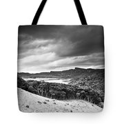 A Forest Area Along The Coast Under A Tote Bag