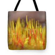 A Forest Of Moss Tote Bag