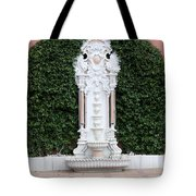 A Fountain In Istanbul Tote Bag