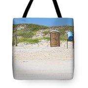 A Full Service Beach Tote Bag