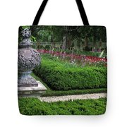A Garden View Tote Bag