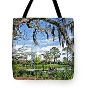 A Gentle Afternoon Tote Bag