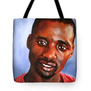 A Gentle Man Tote Bag