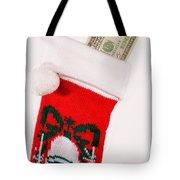 A Gift From Santa Tote Bag