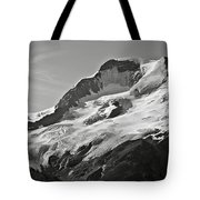 A Glacier In Jasper National Park Tote Bag