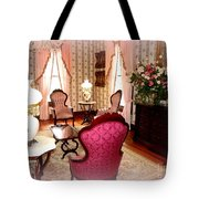 A Glimpse Into Yesteryear Tote Bag