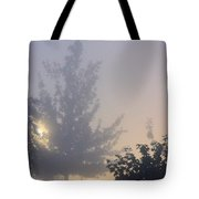 A Gothic Night's Stroll Tote Bag