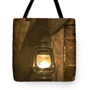 A Guiding Light Tote Bag