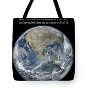 A Higher View Tote Bag