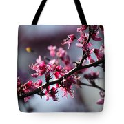 A Hint Of Spring  Tote Bag