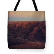 A Hot Desert Evening Tote Bag