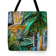 A Hotel In Sorrento Italy Tote Bag