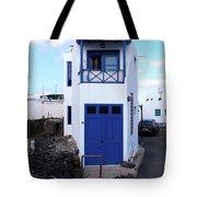 A House In El Golfo Tote Bag