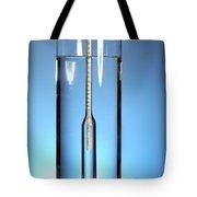 A Hydrometer Tote Bag