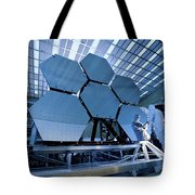 A James Webb Space Telescope Array Tote Bag