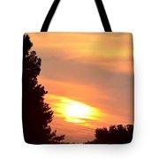 A June Sunrise Tote Bag