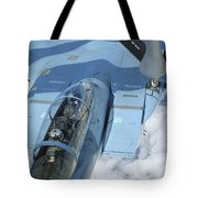 A Kc-135 Stratotanker Provides Tote Bag