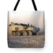 A Lav IIi Infantry Fighting Vehicle Tote Bag