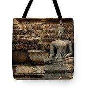 A Little Buddha Tote Bag