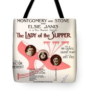 A Little Girl At Home Tote Bag